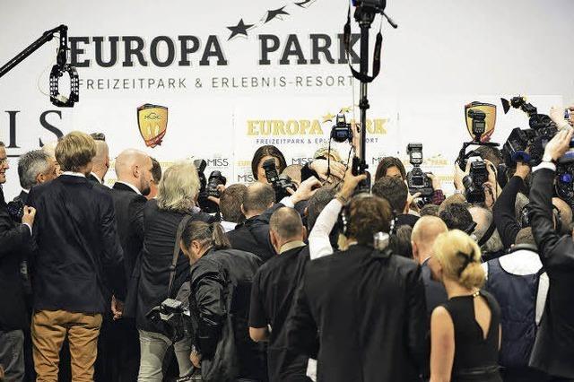 Die blonde Serie hält bei der Miss Germany-Wahl
