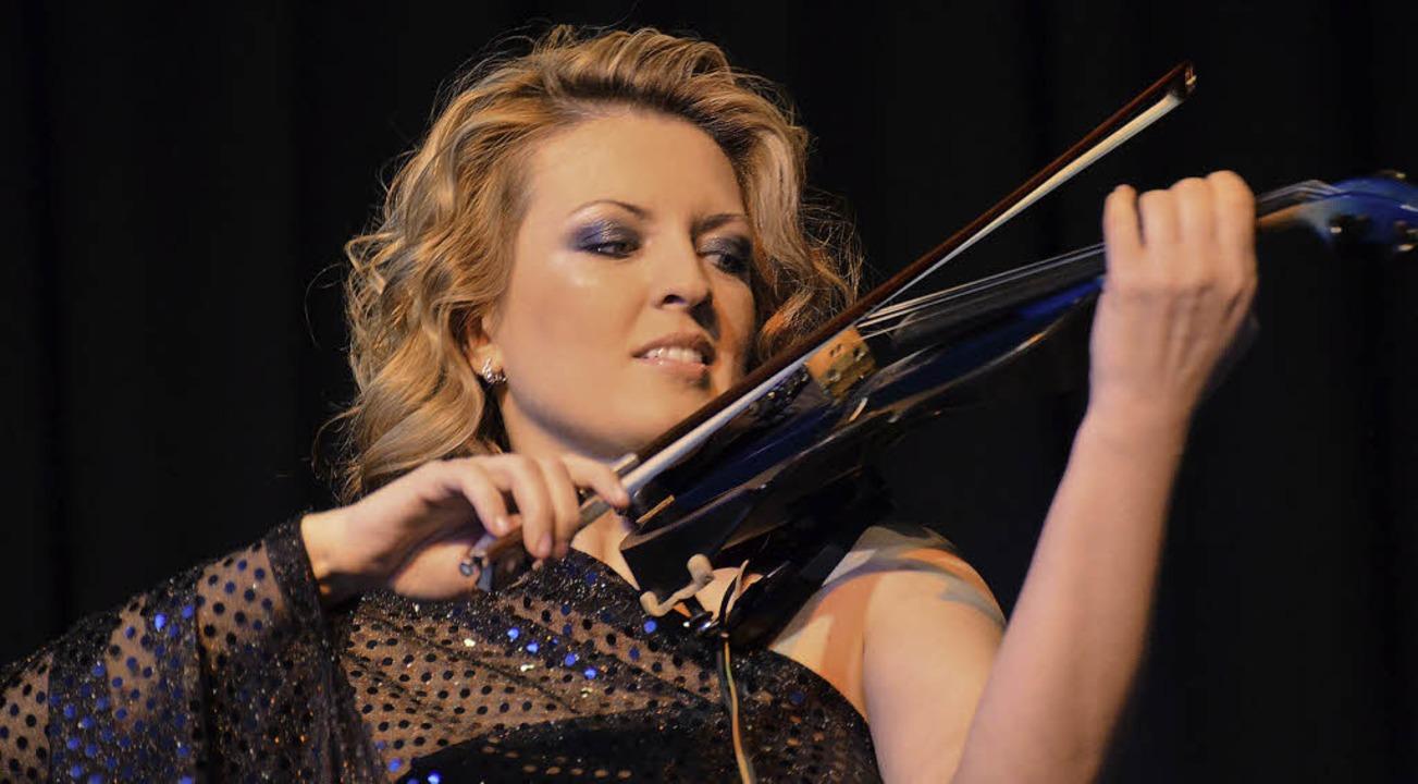 Krisztina Sandor    Foto: Birgit Herrmann