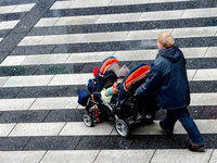 Immer mehr Kinder wachsen bei alleinerziehenden Eltern auf