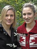Alisa und Laura Vetterlein aus Rheinfelden: Erstklassige Schwestern
