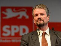 SPD-Landesparteitag: Fast 98 Prozent f�r Gernot Erler