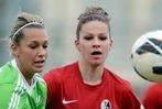 Fotos: SC Freiburg Frauen – VfL Wolfsburg 0:5