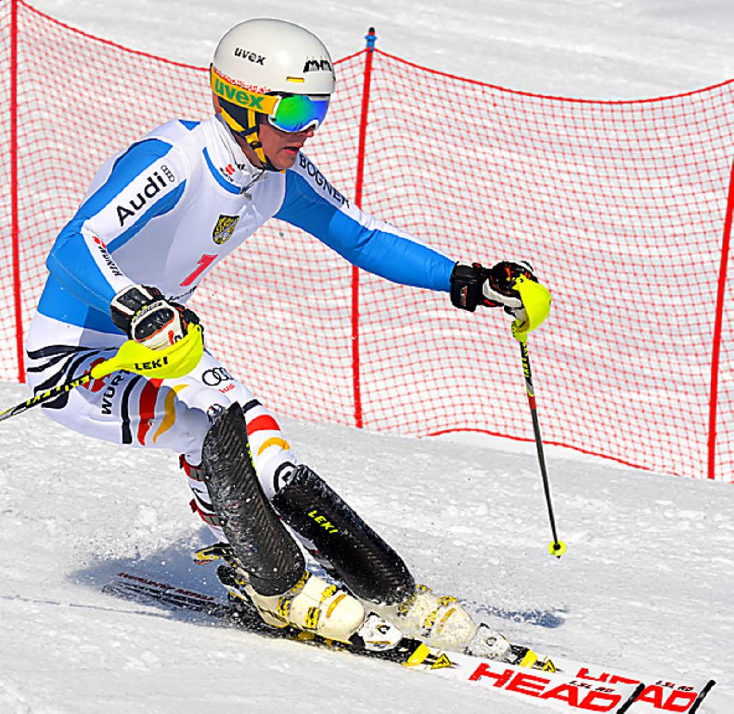 Wintersport Kein Schwarzwälder auf weißem Teppich