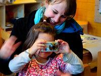 Forschungskita in Freiburg: Was f�r eine Kita wollen Kinder?