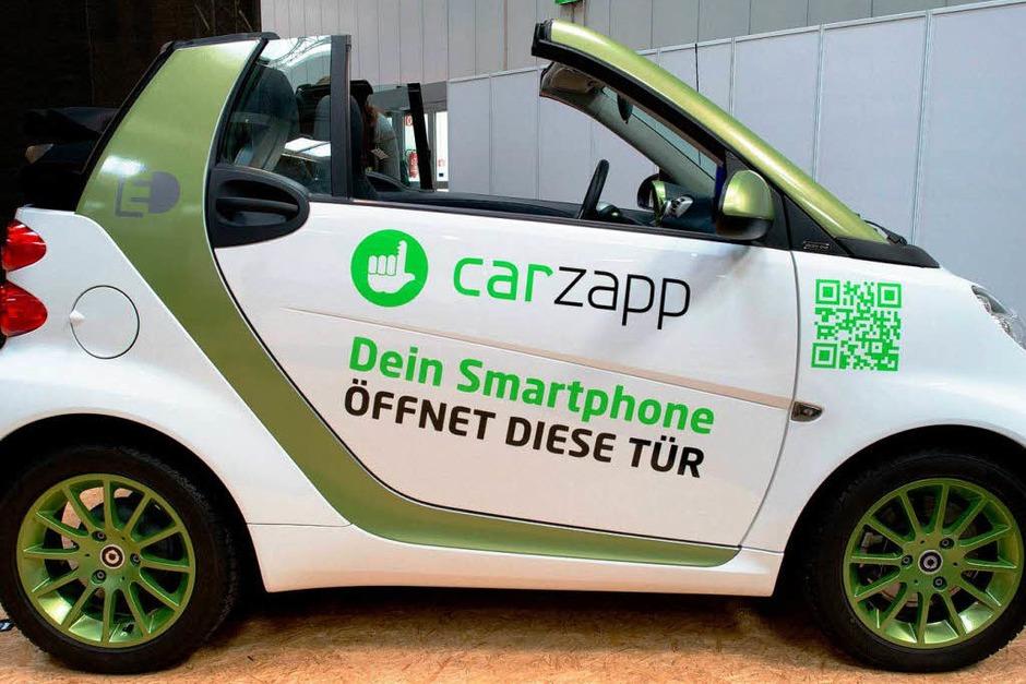Wozu neue Autos kaufen, wenn sich die bestehenden vernetzen lassen? Carzapp will Privatleute auf einer Website zur gegenseitigen Autovermietung zusammebringen. (Foto: dpa)