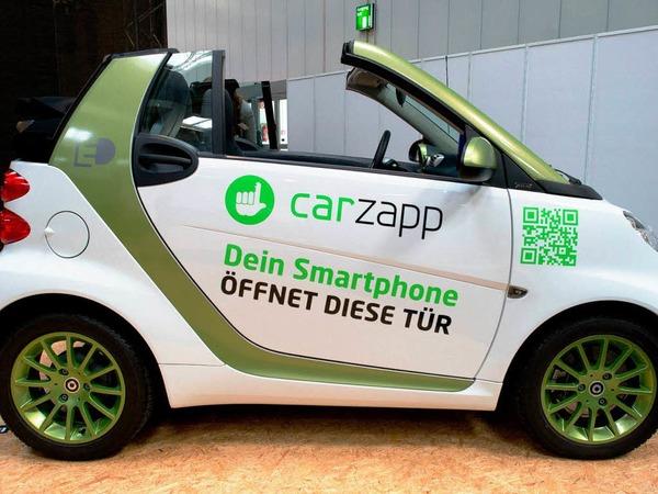 Wozu neue Autos kaufen, wenn sich die bestehenden vernetzen lassen? Carzapp will Privatleute auf einer Website zur gegenseitigen Autovermietung zusammebringen.