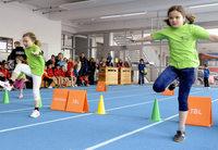 Losgelöst von den klassischen Leichtathletik-Disziplinen