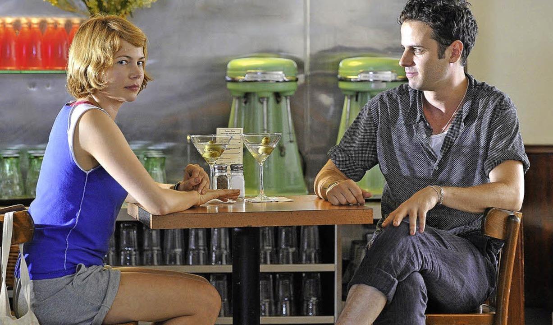 Sex findet zuerst im Kopf statt: Margo...le  Williams) und Daniel (Luke Kirby)   | Foto: kool