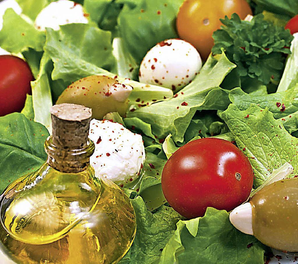 gesundheit & ernährung: das geheimnis der kretischen greise