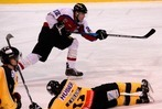 Fotos: EHC Freiburg - Tlzer Lwen 5:4