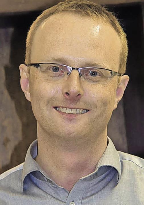 neuer Vorsitzender: Thomas Berger  | Foto: Hans-E. Meidhof