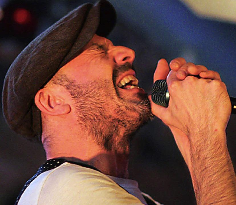 Selig-Sänger Jan Plewka   | Foto: Ochs