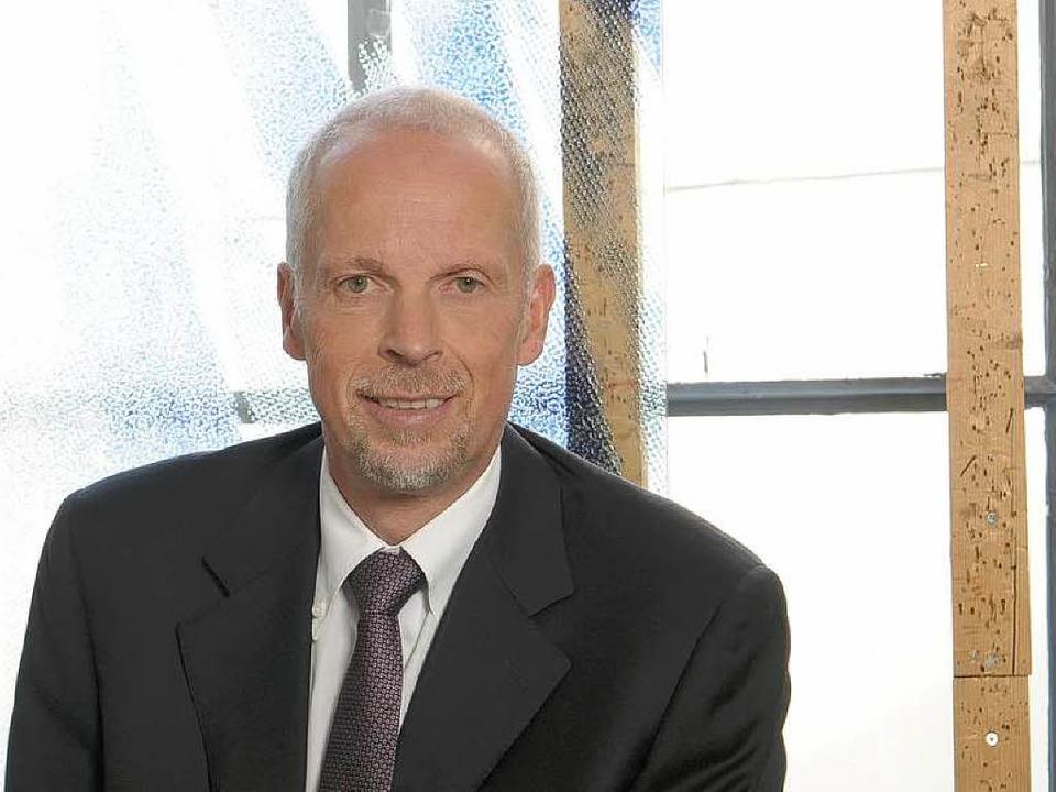 Hans-Georg Häusel schaut dem Kunden in den Kopf    Foto: privat