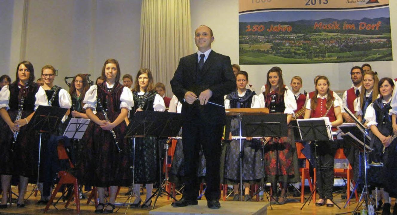 Erfüllte  beim Jubiläumskonzert musika...hr ihren 150. Geburtstag feiern kann.   | Foto: anne Freyer
