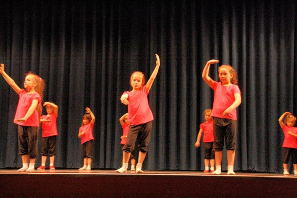 """Unter dem Motto """"Dance Triumph"""" ging das erste internationale  Ballett-Festival in Bad Krozingen über die Bühne."""