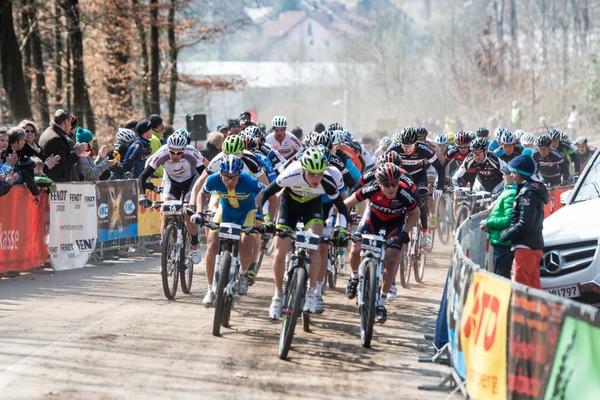 Impressionen von den Bundesliga- und Europacuprennen im Cross Country rund um die Strecke am Bad Säckinger Waldbad.