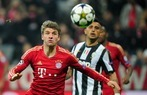 Fotos: Bayern besiegt Juventus Turin 2:0