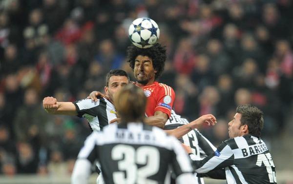 FC Bayern Bayern besiegt Juventus Turin mit 2:0