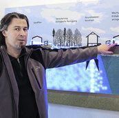 Basler Wasserwerk produziert täglich 70.000 Kubikmeter Trinkwasser - ohne Chemie