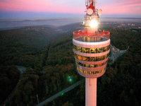 Fernsehturm, Theater, Affenhaus: Stuttgart stockt