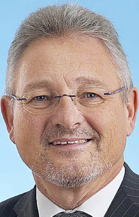 Lothar Riebsamen    Foto: ©Deutscher Bundestag/ H.J. Müller