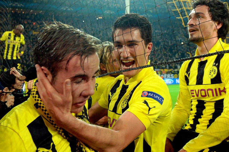 Fußball-Thriller mit Happy End (Foto: dpa)