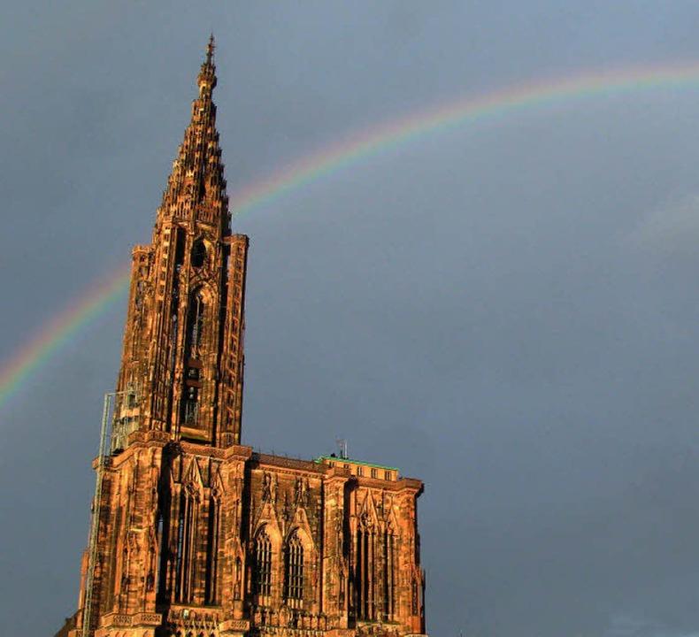 Das Münster von außen  | Foto: afp/grabey