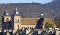 Saint-Di�-des-Vosges: Kleine Stadt mit gro�er Geschichte
