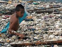 Plastiktüten in der Kritik – sie landen allzu oft im Meer