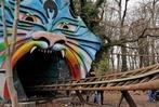 Fotos: Fahrgesch�fte von Mack aus Waldkirch im Spreepark Berlin
