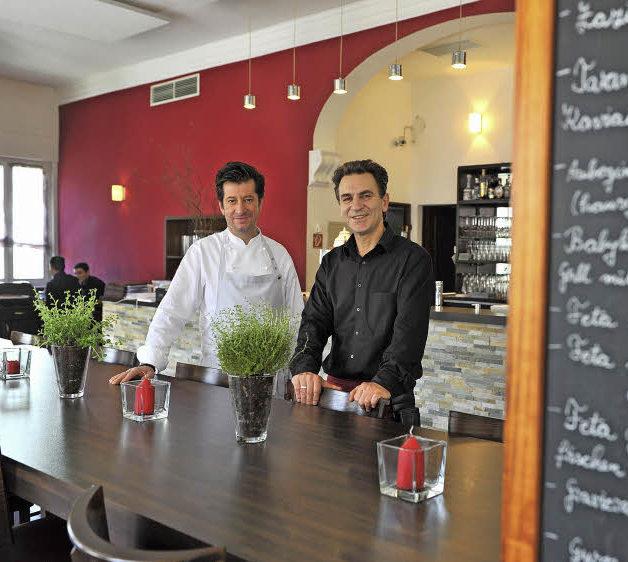 Griechische kuche lorrach