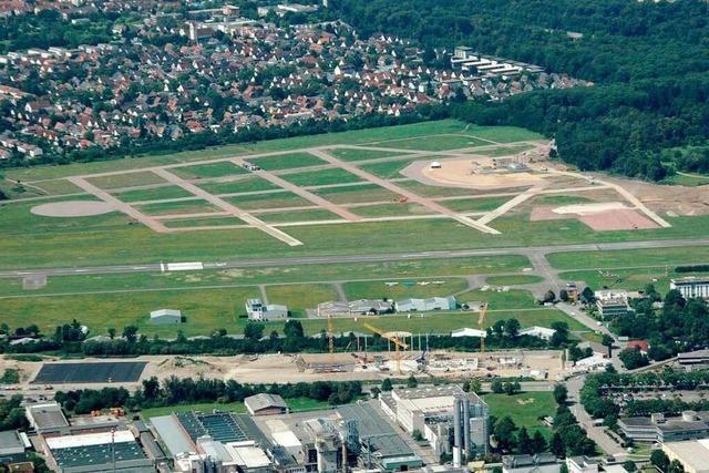 Freiburg: Neues SC-Stadion wird wohl am Flugplatz gebaut