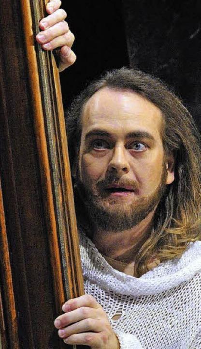 Christian Voigt als Parsifal  | Foto: Korbel