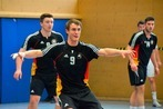 Handball: Heimspiel fr die Spie-Zwillinge