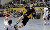 U-19-Lnderspiel in Lrach wird zum Handballfest