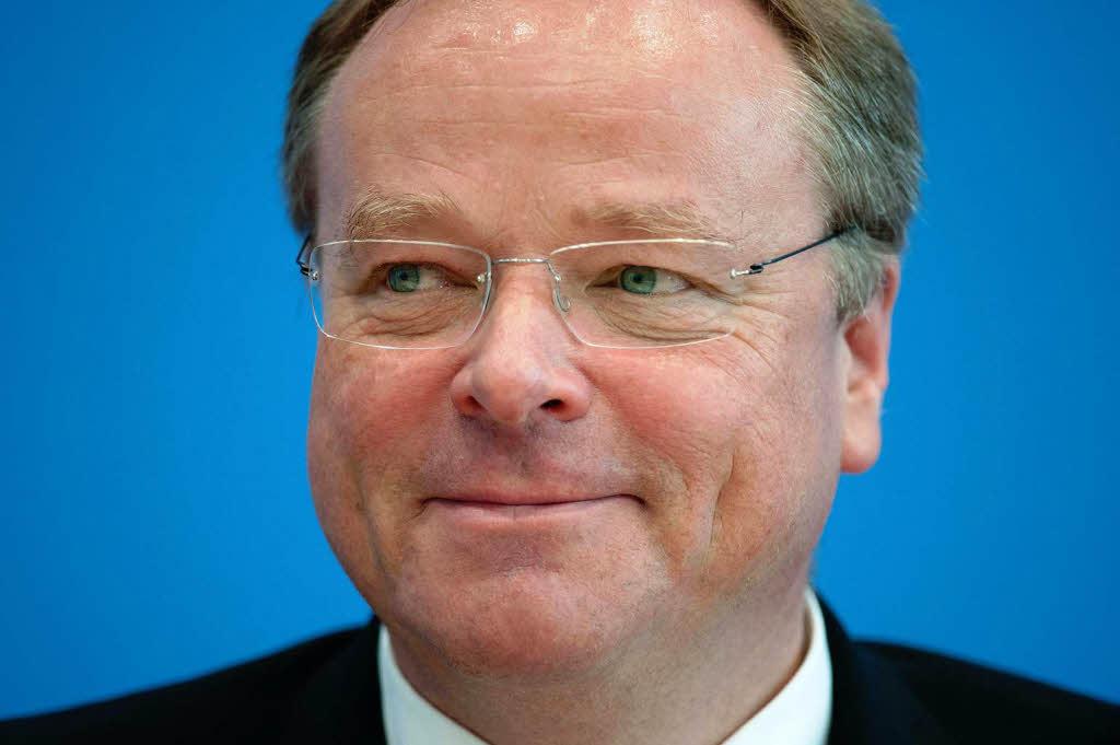 Dirk Niebel Deutschland FDP Dirk Niebel Der stolze Minister