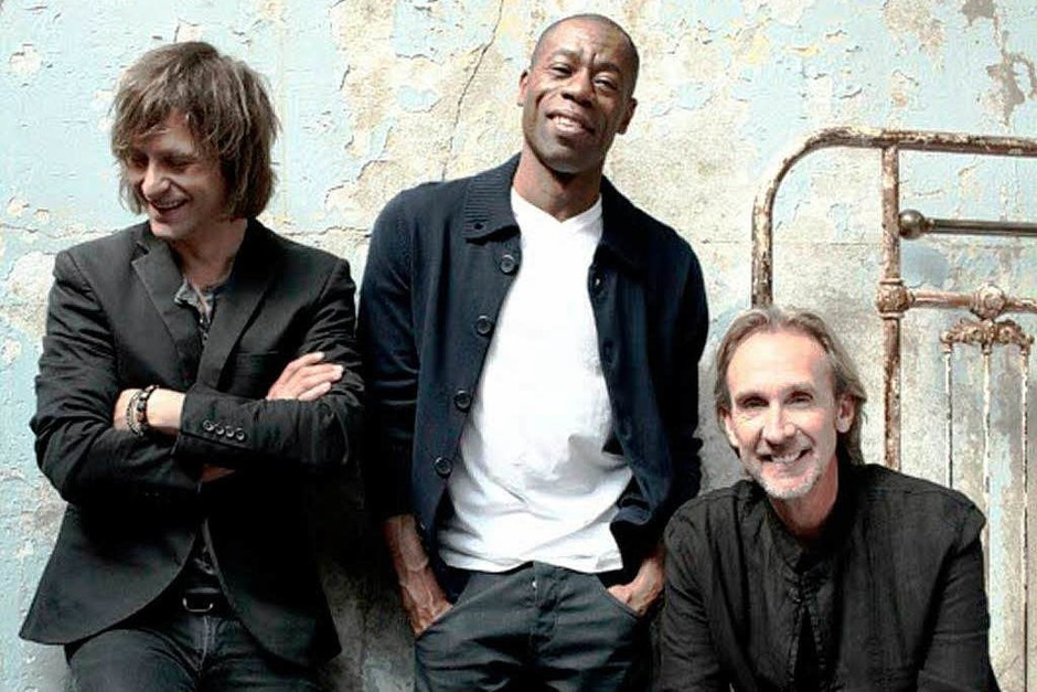 Lifetime Award: Mike & the Mechanics (Foto: Sony Music)
