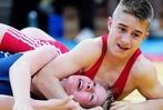 Fotos: Deutsche Schülermeisterschaften im Ringen in Lahr