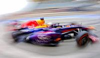 Vettels Spazierfahrt