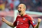 Fotos: So feiern die Bayern den Sieg über Barcelona