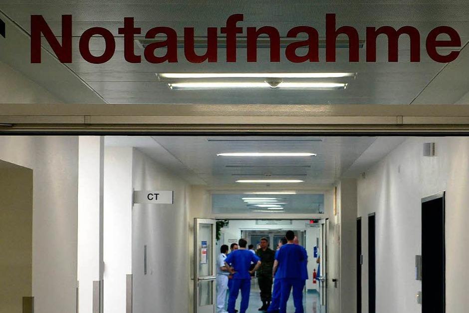 Ein falscher Arzt trieb bis 2010 in Horb sein Unwesen. Nach einem seiner  Einsätze starb ein Mensch. (Foto: dpa)