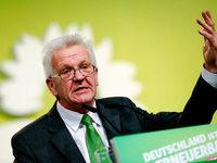 Grüne verpassen Kretschmann Dämpfer – Kritik an Steuerbeschlüssen