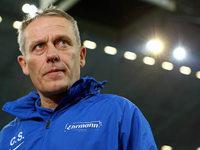 SC-Trainer Streich war Wunschkandidat von Schalke 04