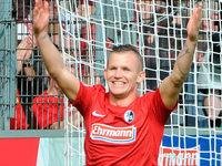 Fotos: SC Freiburg schl�gt Augsburg 2:0