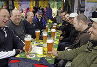 Maifest ohne Maiwetter