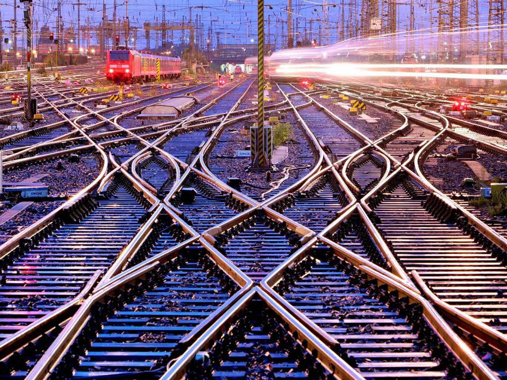 Wie Gro 223 Ist Der Beitrag Der Bahn Zum Klimaschutz Wirtschaft Badische Zeitung
