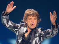 Fotos: Tourauftakt der Rolling Stones in Los Angeles