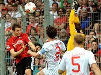 Der Glaube des SC Freiburg an die Europa League w�chst