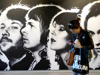 Fotos: Das Abba-Museum in Stockholm