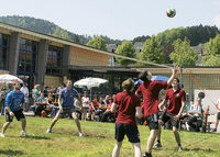 Ein Sportfest, das nur Gewinner hat